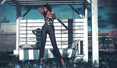 Dominique... (Alexa.sorex) Tags: appliers accesory anna catwa headmesh hairmesh heels bodymesh belleza nd sosfestival taketomi nanika insol skin sexy sensual shoes semipreciuous jewerly