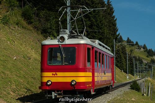 BVB BDeh 2/4 25 kurz nach Col-de-Bretaye