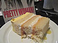 Hey, Pretty Woman2 (annesstuff) Tags: annesstuff orangecake cake dessert jubilationstheatre musical calgary food livetheatre play prettywoman