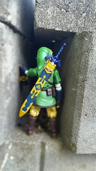 SS Link (Ainnlow) Tags: skywardsword link thelegendofzelda dungeons figma figmaphotography maxfactory