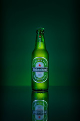 beer? (photogo.pl) Tags: beer product productphotograph productshoot green heineken photooftheday