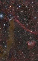 VdB152 The Wolf's Cave (Chuck Manges) Tags: wolfscave vdb152 celestron hyperstar ccd qhy23m cepheus nebula astronomy astrophotography astrometrydotnet:id=nova1744973 astrometrydotnet:status=solved