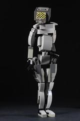 Humanoid (Brickcrazy) Tags: lego scifi robot spa