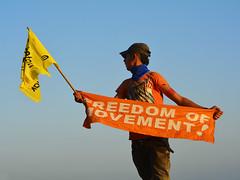 (Jabatophoto) Tags: refugee refugiado grecia greece thessaloniki freedom caravana manifestacin
