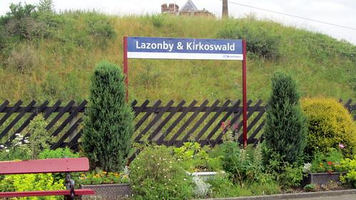 Lazonby & Kirkoswald railway station