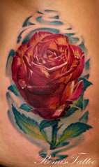 realistic-rose-tattoo-color-178x300