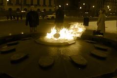 Memorial Fire (Génial N) Tags: ontario canada fire pentax ottawa parliament canadianparliament memorialfire pentaxkr