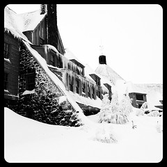 Timberline December 22nd (foilesnick) Tags: concorde uploaded:by=flickrmobile flickriosapp:filter=concorde