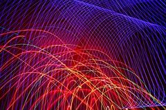 LIGHTS (4foot2) Tags: longexposure lightpainting abstract blur art lights wideangle christmaslights motionblur handheld brightlights canon5d lighttrails 2012 slowexposure blueled 17mm lightemittingdiode 4foot2 4foot2flickr 4foot2photostream fourfoottwo