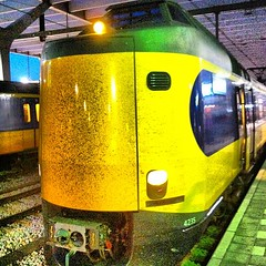 intercity #train from #rotterdam to #the... (A3No) Tags: netherlands train rotterdam den nederland denhaag hague haag intercity teg photooftheday clubsocial lastsunday globalnomads ipopyou igsg igerspescara uploaded:by=flickstagram instagram:venue_name=stationrotterdamcentraal instagram:venue=1779213 bestestoftheday instatravel instagram:photo=2437502952821130522818061