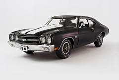 Chevrolet Chevelle 454 SS  LS6 (SpeedHunter XxX) Tags: cars chevrolet car canon eos 350d model muscle acme ss chevelle 1970 118 diecast ls6 454