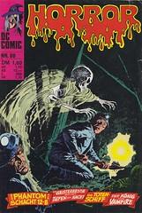 Horror 088 (micky the pixel) Tags: comics dc comic ghost horror phantom geist heft gespenst williamsverlag rechtverlag