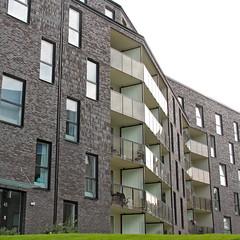 Annedalsterrassen III (hansn (2.5+ Million Views)) Tags: architecture modern square europa europe sweden stockholm contemporary bricks architect sverige arkitektur tegel squarish arkitekt annedal kjellandersjöberg annedalsterrassen