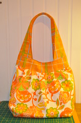 Amy Butler Birdie Sling #1 (Miss_Panama) Tags: bag sewing craft birdiesling