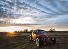 vw14 (JermyCorp Media) Tags: vw photoshop bug nikon low beetle sigma wideangle adobe chopped custom stretched 1972 tiki 1020 72 70200 f28 voodoo volkswage d300 choptop cs6 rollingshot