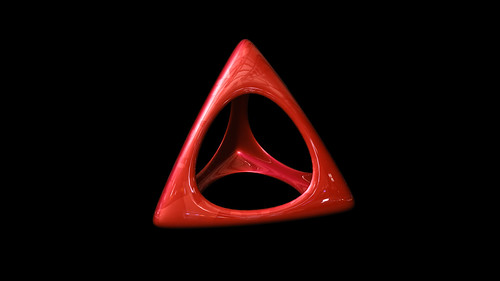 """tetrahedron soft • <a style=""""font-size:0.8em;"""" href=""""http://www.flickr.com/photos/30735181@N00/8326450736/"""" target=""""_blank"""">View on Flickr</a>"""