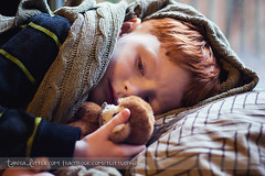 Ryan (tanya_little) Tags: bear boy orange cute love childhood monster canon fun toys monkey togetherness ginger washington kid stuffed child close teddy handmade availablelight small young redhead indoors together stuffedanimal blanket inside closeness redhair bonding babyblanket gigharbor securityblanket t2i tanyalittle