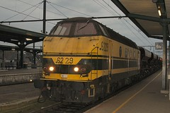 6229 Gent-St.Pieters 19-10-08 (Andy The V) Tags: 6229 sncb gentstpieters
