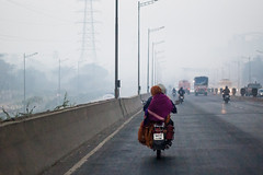 IMG_20130101_071211.JPG (Harshad Sharma) Tags: road india mist smog highway maharashtra weh in westernexpresshighway private2015