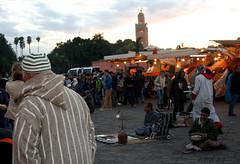 20121226_0100 (manuela cancian) Tags: marocco marrakech medina piazza jemaaelfna lakoutoubia