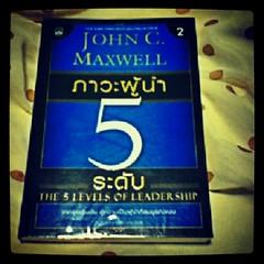 ภาวะผู้นำ 5 ระดับ สภาพ 95% จาก275฿ เหลือ 200฿