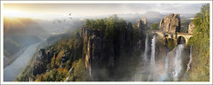 Stone Bridge - Matte Painting (Agustin C. Barranco) Tags: mattepainting photoshp