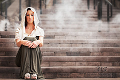 Ethereal (Mario Sferrazza Photography) Tags: portrait ethereal heavenly lakelasvegas