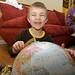 we found VT on the globe