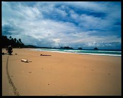 sunbathing (Ben_Lepley +_+) Tags: beach honda philippines 125cc elnido knobbies xrm