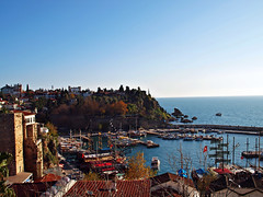 A walk through Antalya, Turkey, 045 (Andy von der Wurm) Tags: ocean trip sea vacation turkey bay mediterranean tour walk urlaub trkiye sightseeing trkei antalya reise tuerkei eurasia spaziergang bucht rundgang mittelmeer trkischeriviera mediteran hobbyphotograph tuerkischeriviera tuerkiye gulfofantalya andreasfucke andyvonderwurm golfvonantalya