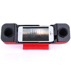 Loud Speaker with Mount for iPhone 5 (greenajoy) Tags: red cute men girl fashion cool women colorful loudspeaker mount popular stylish convenient durable freeshipping hotselling loudspeakerforiphone5 iphone5loudspeaker