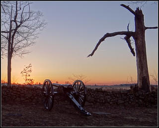 Sunrise at Gettysburg  EXP 10