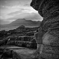 Elgol (Santa Cruiser) Tags: black scotland isleofskye hills loch cuillins hebrides schottland cuillin elgol scavaig strathaird