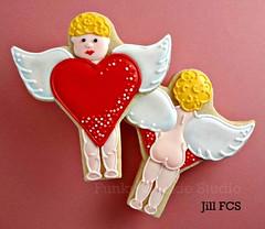 Cupid  (Jill FCS) Tags: heart valentine cupid