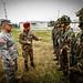U.S. Army Africa commander visits Folgare Parachute Brigade