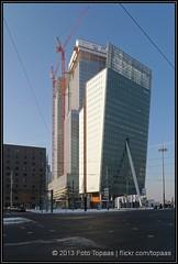 2013-01-23 Rotterdam - De Rotterdam - 4 (Topaas) Tags: rotterdam remkoolhaas oma koolhaas kopvanzuid ovg derotterdam wilhelminapier sonya77 sonyslta77 sonyslta77v