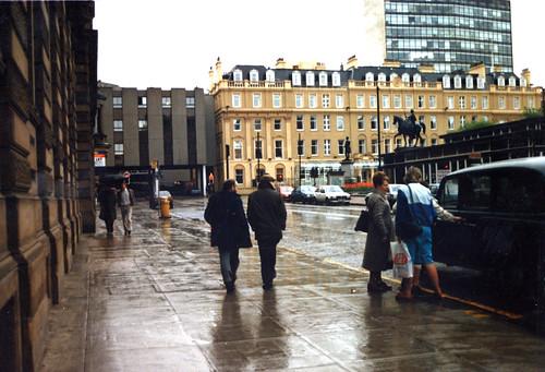 George Square 1990s