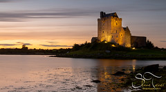 Dunguaire Castle Kinvarra Co Galway | Shane Turner Photography Tralee Co. Kerry (Shane M Turner) Tags: ireland sea seascape castle galway landscape photography evening nikon shane co turner d800 dunguaire kinvarra