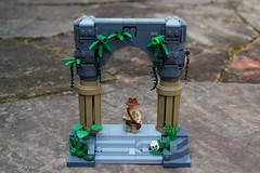 Temple of Doom (EliteTC) Tags: lego indianajones moc scene adventure templeofdoom