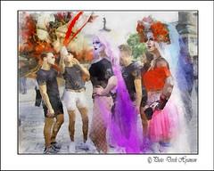 IMG_1370  impression (Derek Hyamson) Tags: impression candid hdr liverpool pride 2016