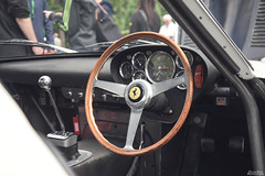 1962 Ferrari 250 GTO (Dylan King Photography) Tags: ferrari 250 gto white righthanddrive right hand drive 62 1962 v12 classic racecar interior exterior wheels front side rear road driving chassis 3729gt