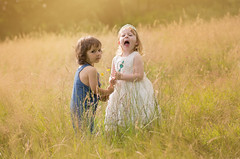 It's mine! (Windermere Images) Tags: flowers summer sun love children fun funny tears play meadow fields tantrums
