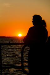 Rebekah Sunrise 1 (Paulfeb282) Tags: paulfeb282 paulcoxon paul coxon dorset sandbanks beach sunrise sunset sea front sunny day