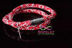 DSC09857 (Ropelet Bracelets) Tags: ropelet ropebracelet bracelet handmadebracelet handmadejewelry wristwear wristband stack stackbracelet braceletstack