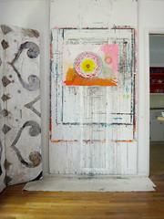 DSC096667 (scott_waterman) Tags: scottwaterman painting paper ink watercolor gouache lotus lotusflower studio