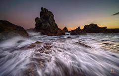 Lay in the Side of Tampah Rock (Jose Hamra Images) Tags: tampah kuta lombok indonesia landscape sunset sunrise