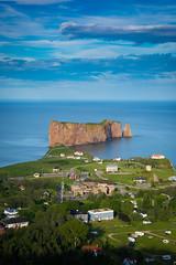 The Rock of Perce (Osprey-Ian) Tags: canada quebec percerock perce