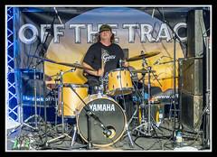 Hugh Cornwell Band Drummer (veggiesosage) Tags: hughcornwellband offthetracks ott fujifilmx20 fujifilm x20 gig livemusic