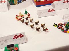 Santa's sleigh (Yuxuan.fishy.Wang) Tags: bricksbythebay lego santa sleigh santaclara california unitedstates us