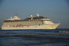 Marina DST_3691 (larry_antwerp) Tags: marina 9438066 cruise antwerp antwerpen       port        belgium belgi          schip ship vessel        schelde        oceaniacruises kisa kisaagencies